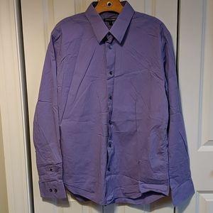 Express 1MX men's dress shirt